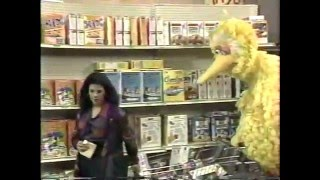 Sesame Street - Going to the Supermarket