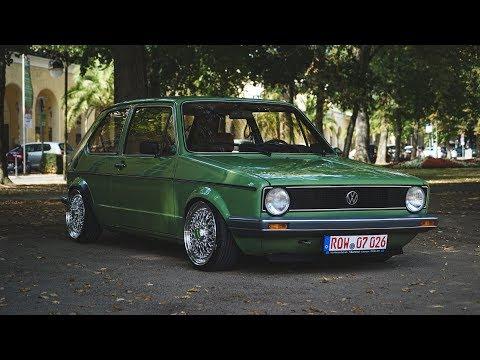 VW GOLF MK1 GLS | Randgruppe | VWHome