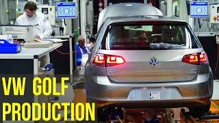 Volkswagen Golf 7 Production