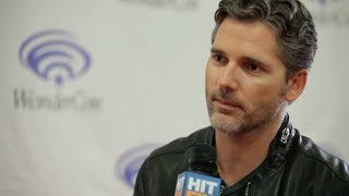 Eric Bana on bonding with the real-life Ralph Sarchie in 'Deliver Us from Evil'