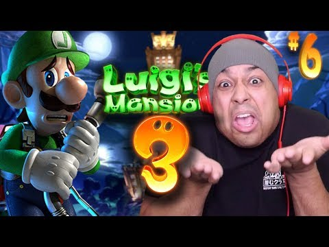 MOST STRESSFUL BOSS FIGHT IN ANY GAME EVER!!! [LUIGI'S MANSION 3] [#06]