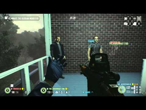 payday 2 how to get a supressor
