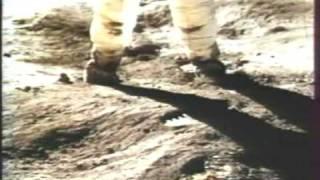 Les usa n'ont jamais posé le pied sur la lune