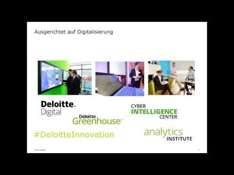 Deloitte Stay in Touch Community Webinar Audit Innovation