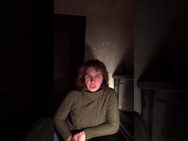 Мария Покровская читает произведение «За все тебя, Госпоь, благодарю» (Бунин Иван Алексеевич)