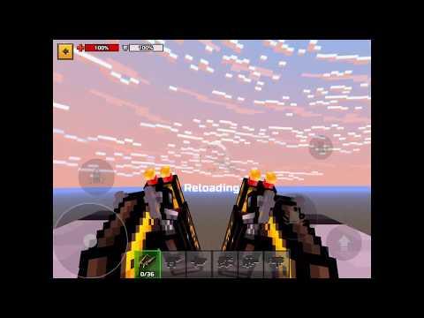 Pixel Gun - All 29 Removed Primaries