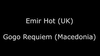 Emir Hot feat. Gogo Rekviem - Glasno glasnije (Osmi putnik cover)