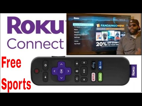 Roku Cord Cutters | Free Live Streaming Sports|Is It Worth Your Time?|Watch Free Live Sports On Roku