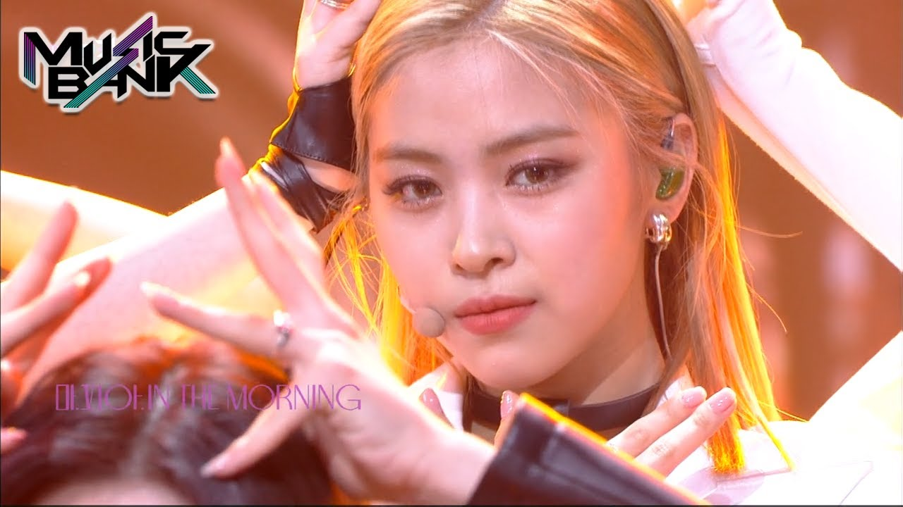 ITZY(있지) - 마.피.아. In the morning(Mafia In the morning) (Music Bank) | KBS WORLD TV 210507