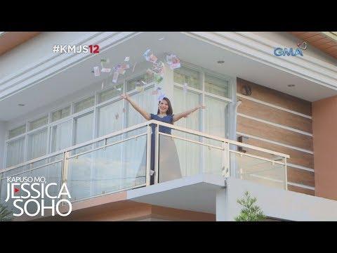 Kapuso Mo, Jessica Soho: Nasaktan, bumangon, naging donya!