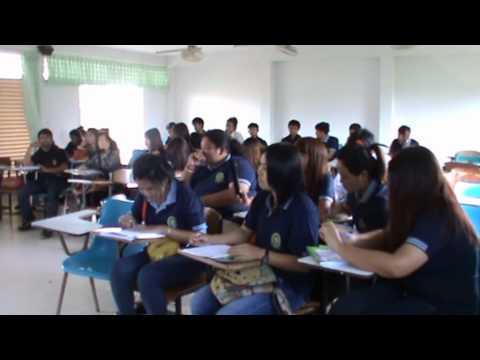 ม.ราชภัฏบุรีรัมย์ พัฒนาสังคมปี 2