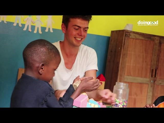 Vrijwilligerswerk in Afrika? Doen!