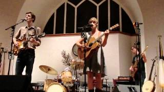 Daniel Martin Moore and Joan Shelley - Would You Tell Me Your Dreams - Lincoln Days - 10/5/2013