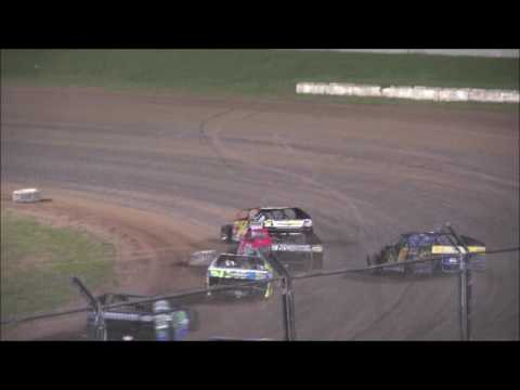 IMCA Modified King of the Ring August 26, 2016