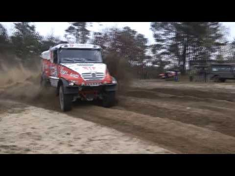 InstaForex Loprais Team goes for Dakar 2014 - powered by energy 69