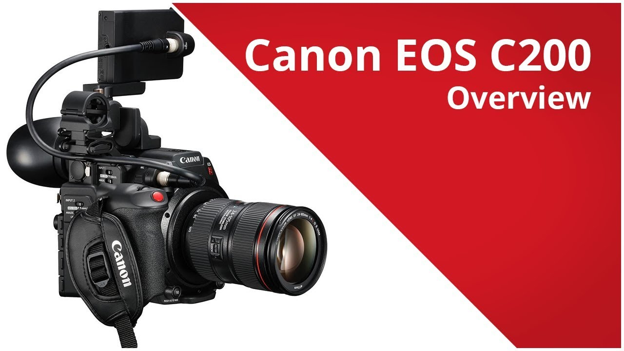 Should you upgrade your DSLR/Mirrorless camera to the Canon C200?