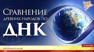 Анатолий Клесов. Сравнение древних народов по ДНК. Часть 1