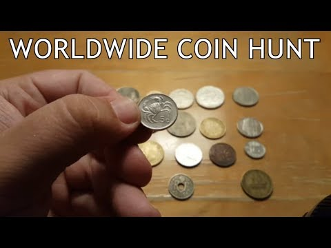 WORLDWIDE COIN HUNT | LAST OF THE COINS