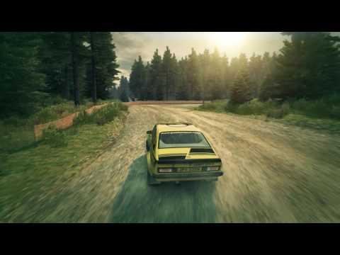 Opel Kadett Rallye Kakaristo CRASH