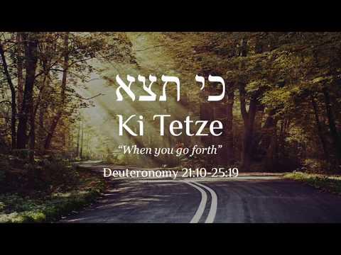 Ki Tetze - The Captive Woman - Learn Biblical Hebrew Vocabulary