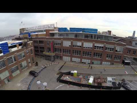 Baltimore city drone