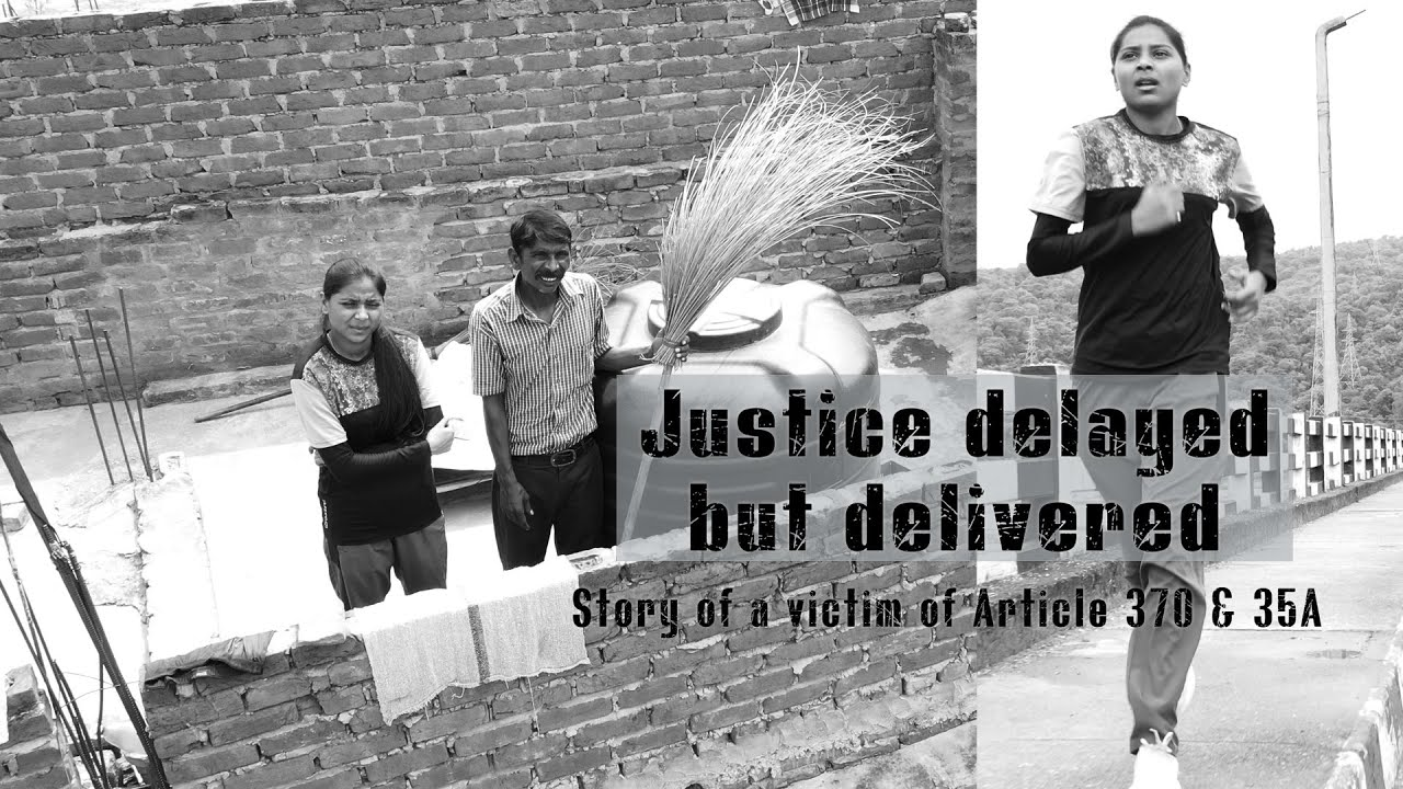Justice Delayed But Delivered    New Jammu Kashmir After Abrogation of Article 370   Radhika Gill