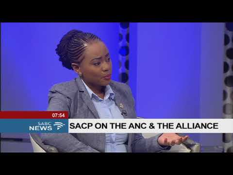 SACP on the ANC and the alliance