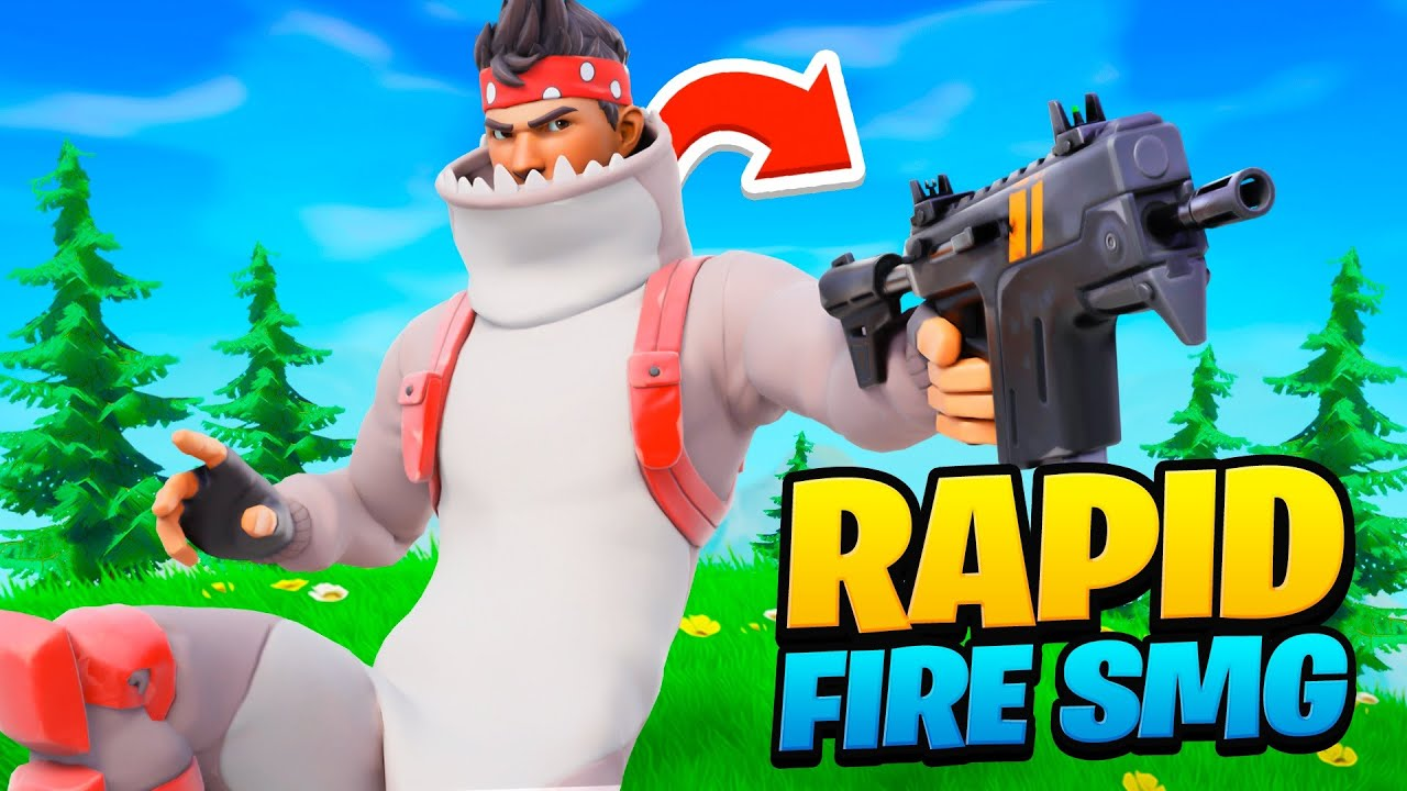Download I don't need a Shotgun If I have this... (Rapid Fire SMG ONLY!)