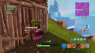 Fortnite: Royal Victory with Spectacular Killing!!!