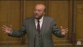George Galloway Objecting to Thatcher
