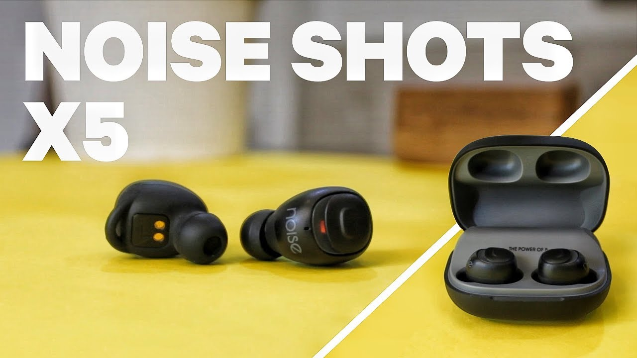 f664eb05f22 Noise Shots X5 Unboxing and Review - Best truly wireless earbuds? (Hindi)