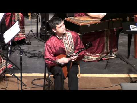 Washington Balalaika Society Concert 11/17/12 - Arlington, V