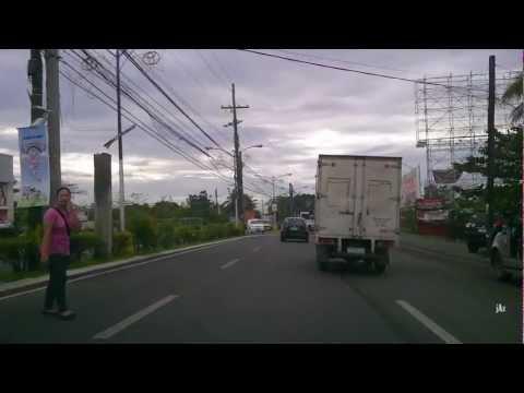 [HD] Going To Molo Iloilo City (From Mandurriao)