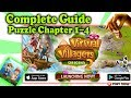 Virtual Villagers origins 2 - Complete Guide Puzzle Chapter 1-4