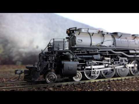 Union Pacific 4 8 8 4 UP4005 ♪DCS SOUND♪