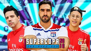 Pintou o campeão da SuperCopa Desimpedidos? - Lyon x Benfica
