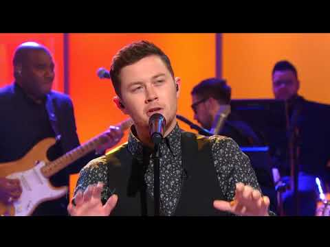 Watch Scotty McCreery's Interview &
