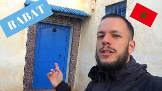 RABAT - The Capital City Of Morocco - TRAVEL VLOG