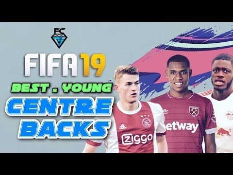 FIFA 19: BEST. YOUNG. CENTRE BACKS