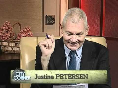 City Corner - Justine Petersen