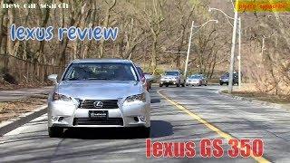 Lexus GS 350 | GS350 AWD Review, Walkaround, Exhaust, & Test Drive