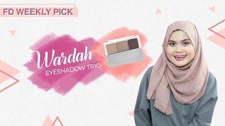 Wardah Eyeshadow Series G | FD Weekly Pick