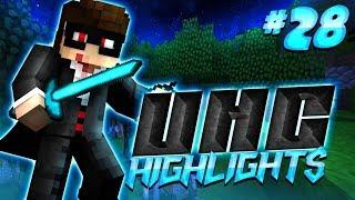 UHC IS BACK OMG! - Minecraft UHC Highlights #28