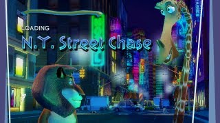 Madagascar: The Game (PC) - Level 3 - N.Y. Street Chase