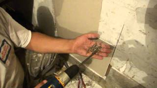 How To Repair Drywall Damage #2