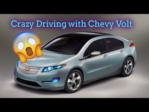 Chevrolet Volt Crazy Driving | City Car Driving | Gameplay