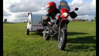 Gambar cover mini casas rodantes para motos