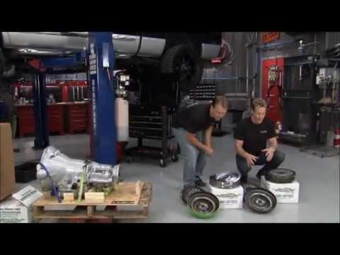 Monster Transmission 48RE  Dodge Billet Torque Converter on TruckU