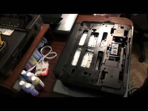 Как разобрать принтер canon pixma ip7240