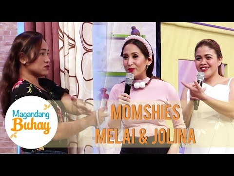 Momshies Jolina and Melai learn about designing curtains | M